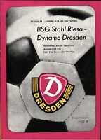 OL 79/80 SG Dynamo Dresden - BSG Stahl Riesa, 26.04.1980