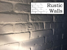 Brick Slips Feature Wall Panels Reclaimed Brick Tiles Gypsum Ceramic Sample