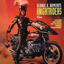 Knightriders (1981) George A. Romero Image Entertainment LaserDisc