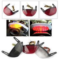 LED Taillight Tail Brake Light Turn Signal Lamp Fit For Honda CBR600RR 2007-2012