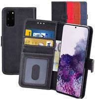 Samsung Galaxy S20 Plus Hülle Book Tasche Handy Schutz Cover Bumper Wallet Case