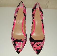 NIB Banana Republic Ninah pink floral pumps heels sz 8