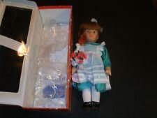 "14"" Kathe Kruse Store Exclusive Limited Reindeer Hair Stuffed Doll MIB"