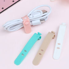 4pcs Travel Accessories Cable Winder Earphone Protector Data line protector_guQA