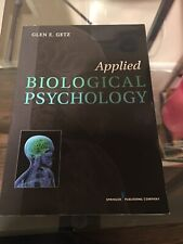 APPLIED BIOLOGICAL PSYCHOLOGY BY GLEN E. GETZ - SPRINGER PUBLISHING COMPANY