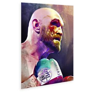 Tyson Fury - The Gypsy King - Wall art poster