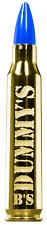 B's Dry Fire Snap Caps - A.K.A. B's Dummy's - .223 / 5.56 Training Caps - 5 Pack