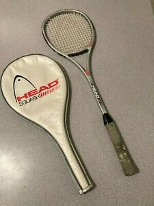 Head SXT Squash racket With Cover
