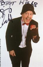 JIMMY CRICKET AUTOGRAPHED PHOTO BRITISH COMEDY