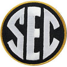 Missouri Tigers SEC Team Football Jersey Uniform Patch