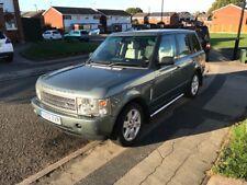 Range Rover Vogue 97k, 4.4 V8. 2 Owners since new! Full MOT