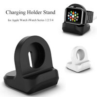 Holder Charger Cable Station Dock For Apple Watch iWatch Series 1/2/3/4