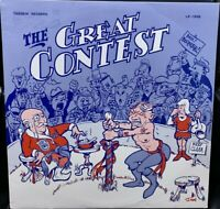 The Great Contest vinyl LP Comedy (farting contest) FREE SHIPPING