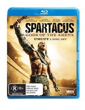 Spartacus - Gods Of The Arena (Blu-ray, 2011, 2-Disc Set)