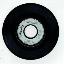 S.A.S. A SAN SALVADOR B. O. Film Vinyle 45T SP David ROSE -TO BE MY LOVE BARCLAY