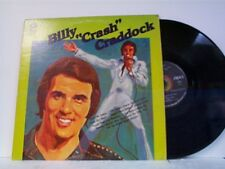 "BILLY CRASH CRADDOCK ""SAME""  LP"