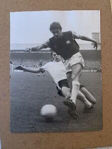7x5 Original West Ham WHU Press Photo - Alan Taylor. 1975