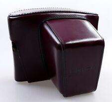 Leica Leitz Leder Tasche R3 Bereitschaftstasche Ever Ready Case