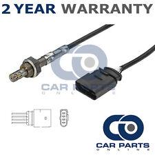 Per Volkswagen Polo Mk5 1.4 16V 2001-2002 4 FILI POSTERIORE LAMBDA sensore ossigeno dei gas di scarico