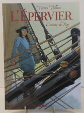 PELLERIN Epervier 8 LUXE signe BD Must 400 exemplaires 2012