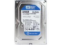 HP Compaq Presario CQ5700F - 320GB Hard Drive - Windows 7 Home Premium 64 bit