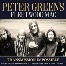 Peter Greens Fleetwood Mac - Transmission Impossible (3cd) NEW 3 x CD