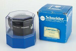 Schneider Kreuznach Componon-S 1:4/80mm 80 mm 1:4 enlarger Lens 14100087