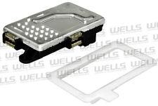 HVAC Blower Motor Resistor WVE BY NTK 4P1794