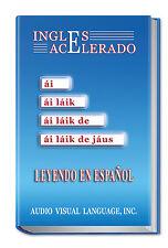 Libro Curso de Ingles Acelerado, Libro Educativo Ingles