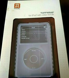 Xtreme Mac iPod With Video TuffWrap Case 5G 60G Clear Case