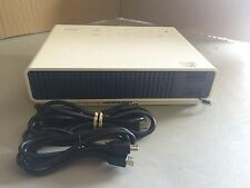 CASIO XJ-M140 PORTABLE DLP PROJECTOR, 169 ORIGINAL HOURS!!!