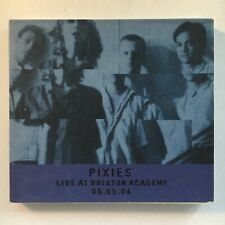 PIXIES Live At Brixton Academy 06.05.04 LIMITED EDITION No 235 DISC LIVE CD