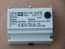 BLOCK DCT 24-1,5 Alimentatore lineare 230 V #S873