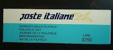 1982  Italia Giornata della Filatelia    5 x 750 lire  MNh**