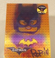 Lego Batman lenticular Blufans OAB steelbook 3D 2D blu-ray lenti