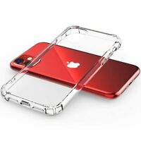 For iPhone 11 XR 11 Pro Max 8 Plus 7 Plus X XS Case Hard Plastic PC Clear Cover