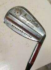 Antique Golf Club Spalding Gene Littler 9 iron Pro-Model Registered