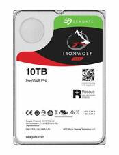 Seagate IronWolf Pro (7200RPM, 3.5-Zoll, 256MB Cache) 10TB Interne Festplatte - ST10000NE0008