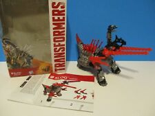 Hasbro Transformers Age of Extinction Voyager Slog Complete