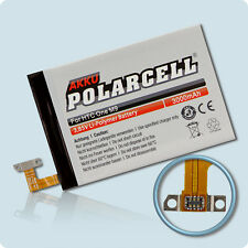 Batería PolarCell para HTC One m9 m9+ plus m8s m9s b0pge100 Batería Acu. acku