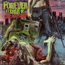 Forever it shall be Sonic Death Squad CD (o299b) (melo Death Metal) 162545