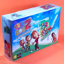 CRAZY MINIGOLF 2 NINTENDO Wii BUNDLE COMBO PACK gioco + mazza da golf