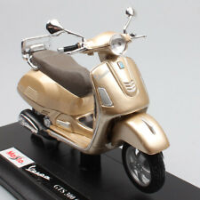 1/18 scale maisto Vespa GTS 300 2017 scooter bike motorcycle diecast toy models