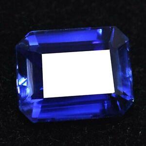 Certified 6.45 Ct Natural RARE Ceylon Blue Sapphire UNHEATED Loose Gemstones