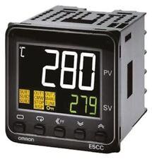 Omron E5CC PID Temperature Controller, 48 x 48mm, 1 Output, 100 â?? 240 V ac Sup