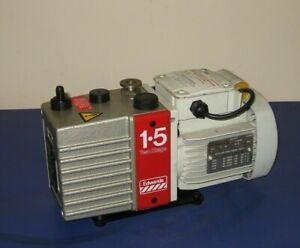 Edwards E2M1.5 Vacuum Pump