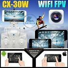 CHEERSON Drone with HD Camera WIFI FPV Transmitter&Cellphone Control Quadcopter