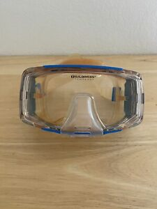 U.S. Divers CO. Tempered Glass Goggles Vintage Sting Ray