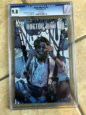 DOCTOR WHO #10 cgc 9.8 11th Doctor ONGOING IDW from 2013 with CLARA OSWALD