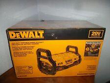 DeWalt DCB1800B 1800 Watt Portable Power Station and 20V 60V Battery Charger